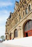 Haydarpasa火车站 库存照片
