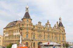 Haydarpasa火车站 图库摄影