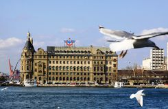 Haydarpasa Royalty Free Stock Image