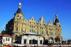 Haydarpasa Stock Photography