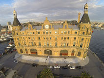 Haydarpasa, Aerial Stock Photography