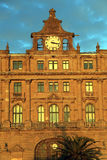 Haydarpasa central station building, Turkey Stock Image
