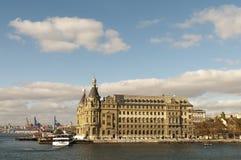 haydarpasa Istanbul indyk Obrazy Royalty Free