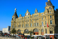 Haydarpasa Railway Station Stock Photos