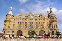 Haydarpasa station Royalty Free Stock Photos