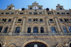 Haydarpasa Station Building Stock Images