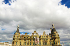 Haydarpasa Terminal obrazy royalty free