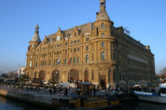 Haydarpasa terminal Stock Photos