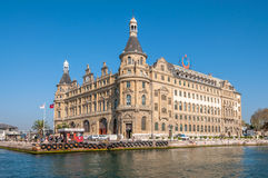 Haydarpasa terminal Stock Photography