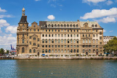 Haydarpasa Terminus Royalty Free Stock Images