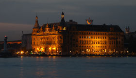 Haydarpasa Train Station Royalty Free Stock Photos