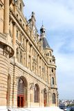 Haydarpasa Train Station Stock Image