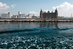 Haydarpasa Train Station Stock Photos
