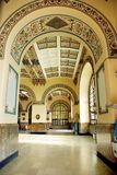 Haydarpasa train station interior Royalty Free Stock Photography