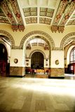 Haydarpasa train station interior Stock Photography