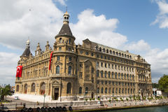 Haydarpasa Train Station Stock Images
