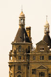 Haydarpasa Train Station in Istanbul City Royalty Free Stock Image
