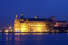 Haydarpasha Train Station Stock Images