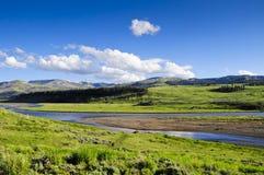 hayden долина Стоковая Фотография RF