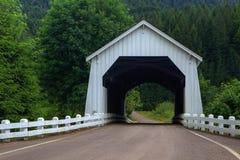 Hayden Covered Wooden Bridge Stock Photos