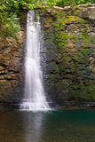 Hayden Falls em Dublin, Ohio Imagens de Stock Royalty Free