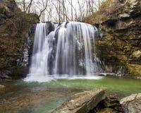 Hayden Falls vattenfall Royaltyfri Bild
