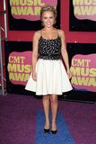 Hayden Panettiere at the 2012 CMT Music Awards, Bridgestone Arena, Nashville, TN 06-06-12 Royalty Free Stock Photos