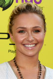 Hayden Panettiere. LOS ANGELES - OCT 22:  Hayden Panettiere arriving at the 2011 Variety Power of Youth Evemt at the Paramount Studios on October 22, 2011 in Los Stock Photos