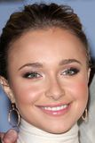 Hayden Panettiere. At the 65th Annual Golden Globe Award Nominations. Beverly Hilton Hotel, Beverly Hills, CA. 12-13-07 Royalty Free Stock Images