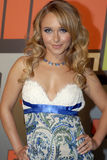 Hayden Panettiere appearing. Hayden Panettiere on the red carpet Stock Photos