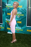 Hayden Panettiere. Arriving at the Teen Choice Awards 2009 at Gibson Ampitheater at Universal Studios, Los Angeles, CA  on August 9,  2009 Stock Images