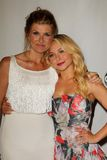 Hayden Panettiere,Connie Britton Royalty Free Stock Image