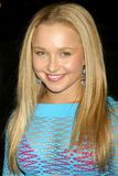 Hayden Panettiere Stock Images