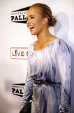 Hayden Panettiere on the red carpet. Royalty Free Stock Image