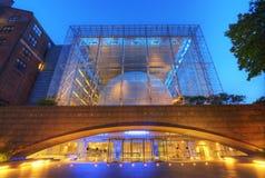 Hayden Planetarium Stockfotografie