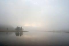 Hayden Tal, Yellowstone NP Lizenzfreie Stockbilder