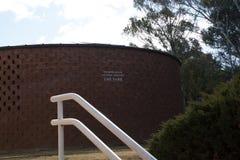 Haydon-Allen Lecture Theatre, el tanque Imagen de archivo