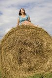 Hayfever relief concept Royalty Free Stock Photos