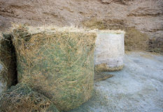 Haylage and silage Royalty Free Stock Image