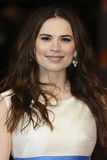 Hayley Atwell Royalty Free Stock Photo