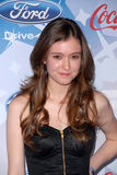Hayley McFarland at Fox's  Royalty Free Stock Photography