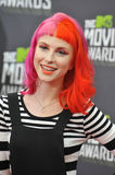 Hayley Williams Royalty Free Stock Photo
