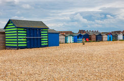 Hayling island Hampshire England Royalty Free Stock Images