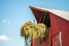 Hayloft Stock Photos