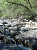 Hayman Falls. Park in Pella Wi Royalty Free Stock Image