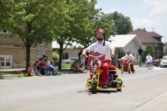 Haynes Apperson Parade fotos de archivo libres de regalías