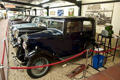 Haynes International Motor Museum Foto de archivo