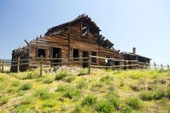 Haynes Ranch House Osoyoos Okanagan-Tal stockbild