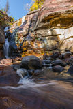 Hays Creek Falls Colorado Royalty Free Stock Photos