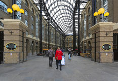 Hays Galleria Royalty Free Stock Photos